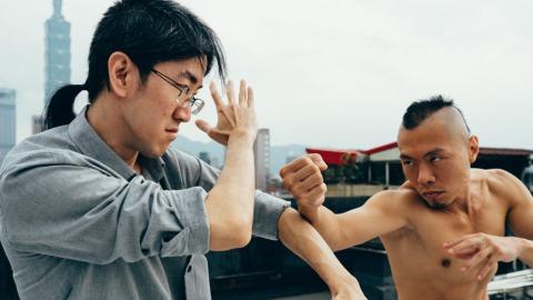 劉霽(左)與小子陸續出招,誰會勝出呢?