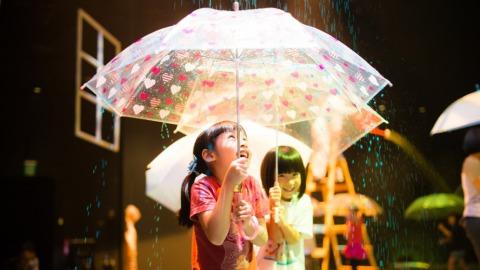 2017歌劇院《玩‧劇場》兒童工作坊,拉風影像工作室攝,台中國家歌劇院提供